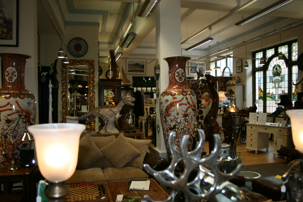 Keswick shopping with unusual hidden gems