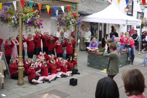 St Herberts School Choir