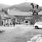 The Packhorse Inn in Keswick back in the early 60s
